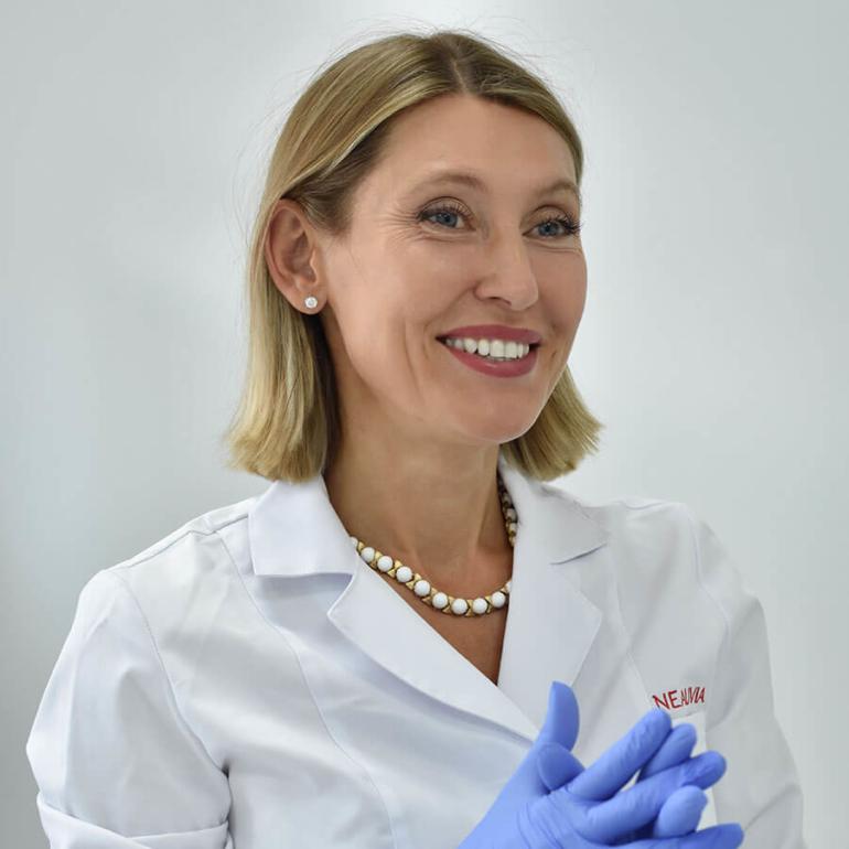 Левашова Елена Анатольевна